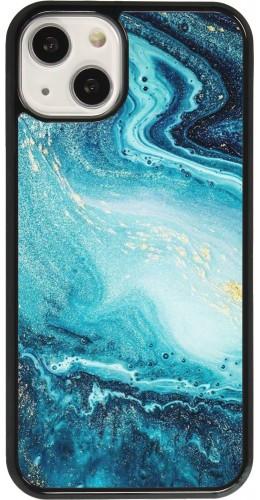 Coque iPhone 13 - Sea Foam Blue