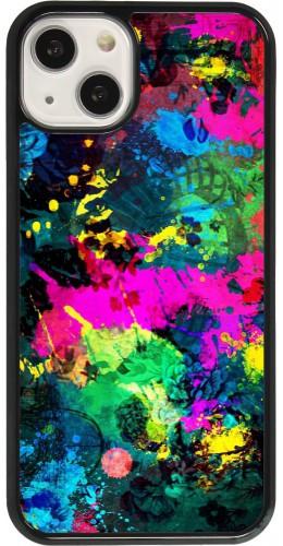 Coque iPhone 13 - Splash paint