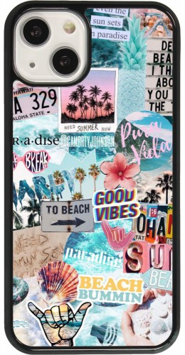 Coque iPhone 13 - Summer 20 collage