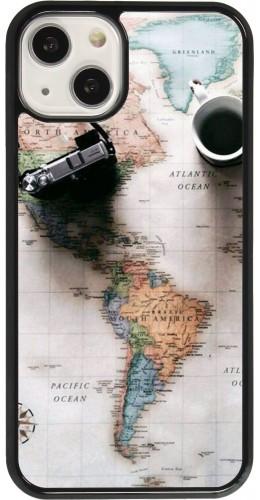 Coque iPhone 13 - Travel 01