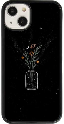 Coque iPhone 13 - Vase black