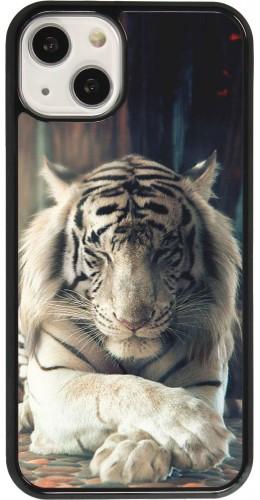 Coque iPhone 13 - Zen Tiger