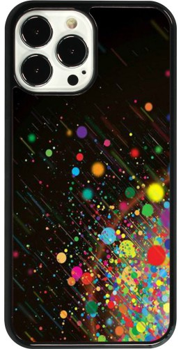 Coque iPhone 13 Pro Max - Abstract Bubble Lines