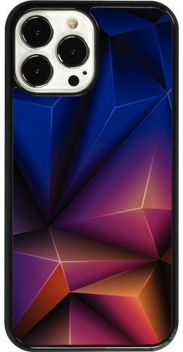 Coque iPhone 13 Pro Max - Abstract Triangles