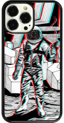 Coque iPhone 13 Pro Max - Anaglyph Astronaut