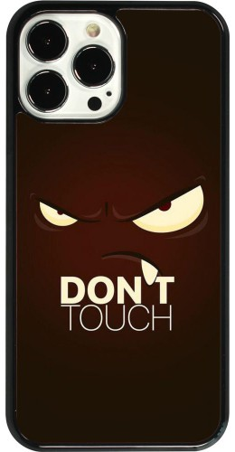 Coque iPhone 13 Pro Max - Angry Dont Touch