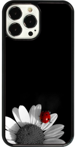 Coque iPhone 13 Pro Max - Black and white Cox