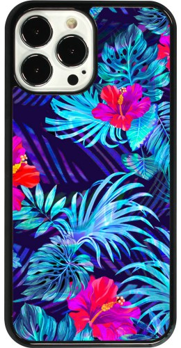 Coque iPhone 13 Pro Max - Blue Forest