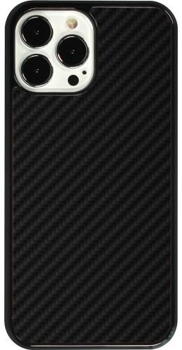 Coque iPhone 13 Pro Max - Carbon Basic