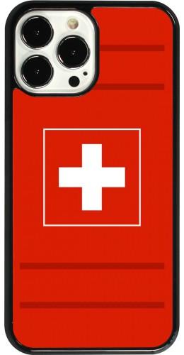 Coque iPhone 13 Pro Max - Euro 2020 Switzerland