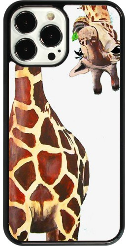 Coque iPhone 13 Pro Max - Giraffe Fit