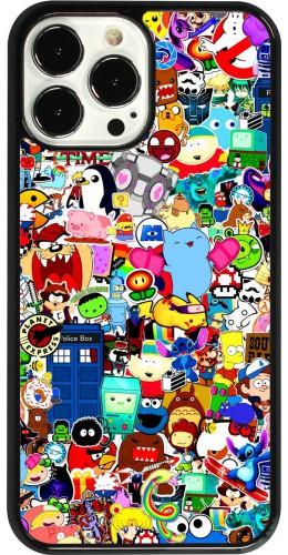 Coque iPhone 13 Pro Max - Mixed cartoons