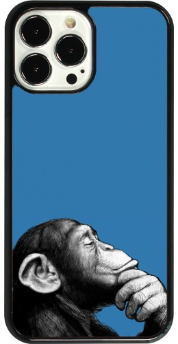 Coque iPhone 13 Pro Max - Monkey Pop Art