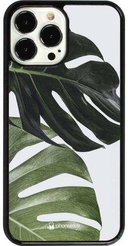Coque iPhone 13 Pro Max - Monstera Plant