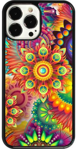 Coque iPhone 13 Pro Max - Multicolor aztec