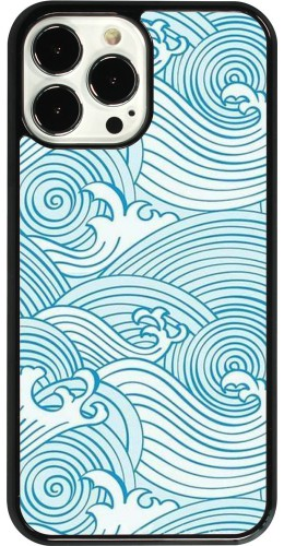 Coque iPhone 13 Pro Max - Ocean Waves