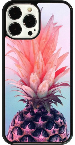 Coque iPhone 13 Pro Max - Purple Pink Pineapple