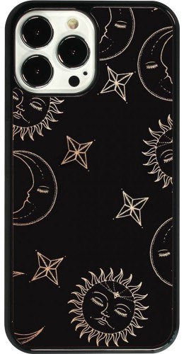 Coque iPhone 13 Pro Max - Suns and Moons