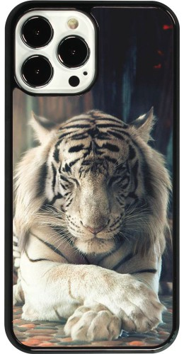 Coque iPhone 13 Pro Max - Zen Tiger