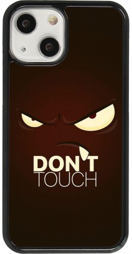 Coque iPhone 13 mini - Angry Dont Touch