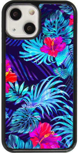 Coque iPhone 13 mini - Blue Forest
