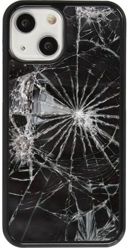 Coque iPhone 13 mini - Broken Screen