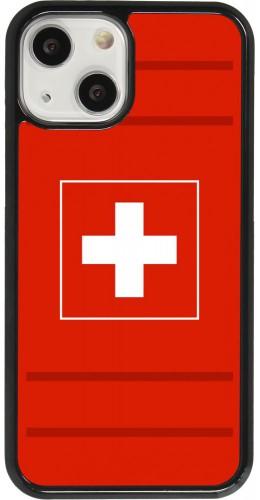 Coque iPhone 13 mini - Euro 2020 Switzerland