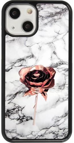 Coque iPhone 13 mini - Marble Rose Gold