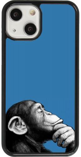 Coque iPhone 13 mini - Monkey Pop Art
