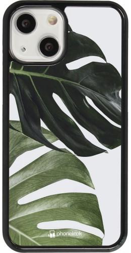 Coque iPhone 13 mini - Monstera Plant