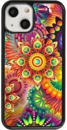 Coque iPhone 13 mini - Multicolor aztec
