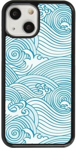Coque iPhone 13 mini - Ocean Waves