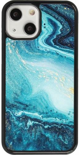 Coque iPhone 13 mini - Sea Foam Blue