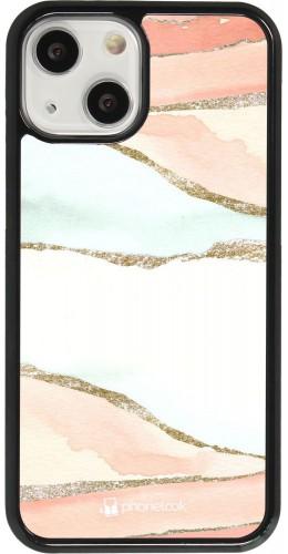 Coque iPhone 13 mini - Shimmering Orange