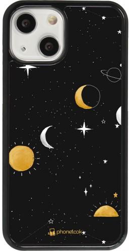 Coque iPhone 13 mini - Space Vector