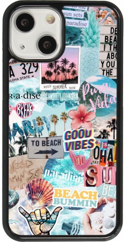 Coque iPhone 13 mini - Summer 20 collage