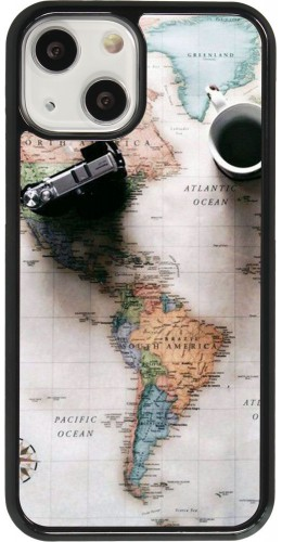 Coque iPhone 13 mini - Travel 01