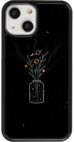 Coque iPhone 13 mini - Vase black