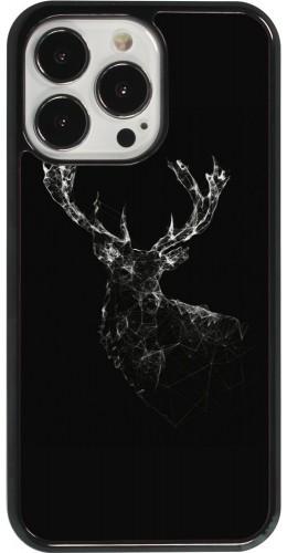 Coque iPhone 13 Pro - Abstract deer