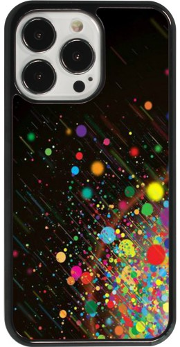 Coque iPhone 13 Pro - Abstract Bubble Lines