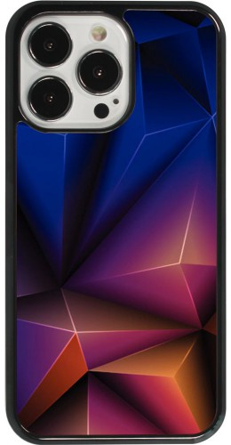 Coque iPhone 13 Pro - Abstract Triangles