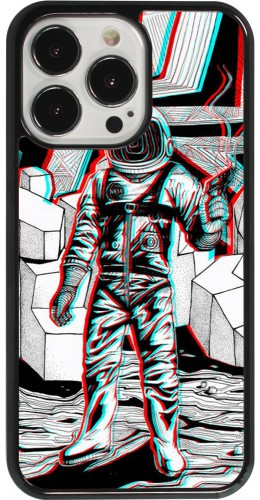 Coque iPhone 13 Pro - Anaglyph Astronaut