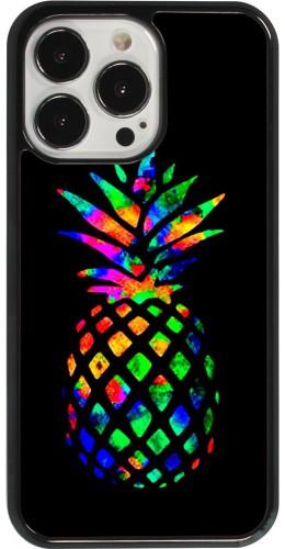 Coque iPhone 13 Pro - Ananas Multi-colors