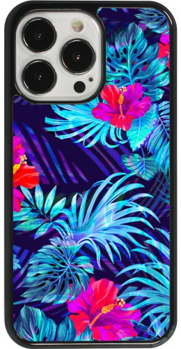 Coque iPhone 13 Pro - Blue Forest