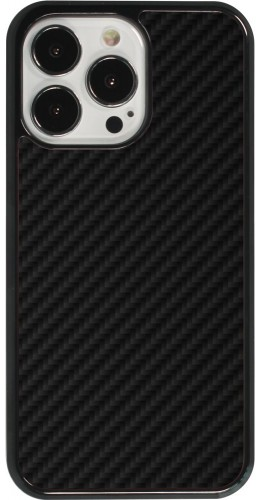 Coque iPhone 13 Pro - Carbon Basic
