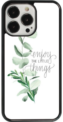 Coque iPhone 13 Pro - Enjoy the little things