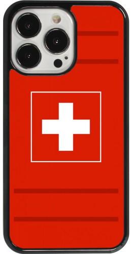 Coque iPhone 13 Pro - Euro 2020 Switzerland