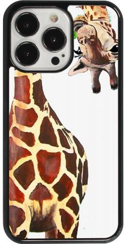 Coque iPhone 13 Pro - Giraffe Fit
