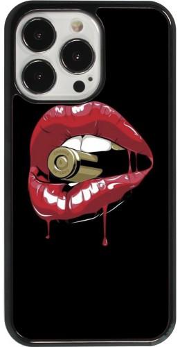 Coque iPhone 13 Pro - Lips bullet