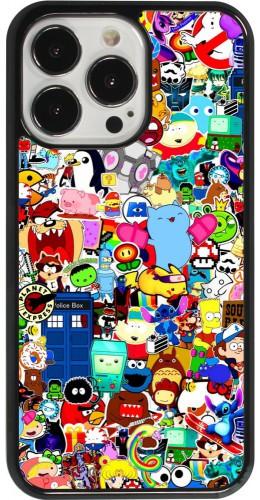 Coque iPhone 13 Pro - Mixed cartoons